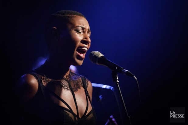 Dominique Fils-Aimé - La Presse FIJM