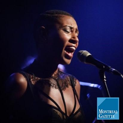 Dominique Fils-Aimé - Montreal-Gazette